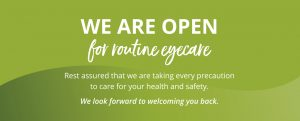 Covid Safety Forestway Optometry